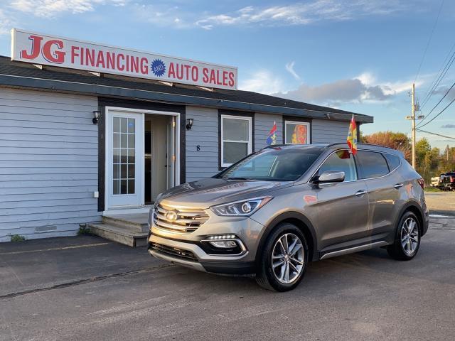 2018 Hyundai Santa Fe Sport Sport AWD