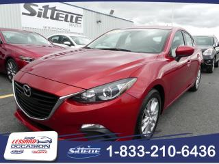 Used 2015 Mazda MAZDA3 GS / MANUELLE / JAMAIS ACCIDENTE! for sale in St-Georges, QC