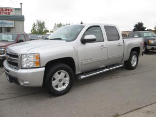 Used 2010 Chevrolet Silverado 1500 LTZ for sale in Hamilton, ON