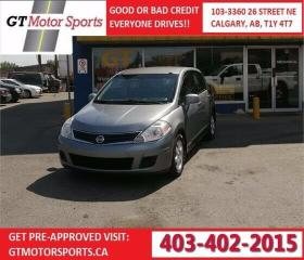 Used 2012 Nissan Versa 1.8 SL for sale in Calgary, AB