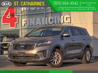 Used 2019 Kia Sorento LX | 7' Display | Heated Steering | Android Auto for sale in St Catharines, ON