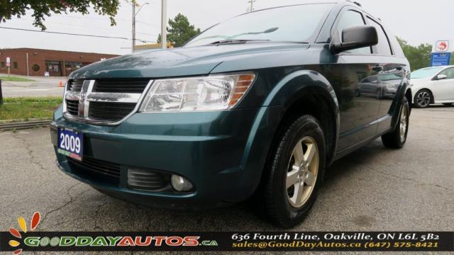 2009 Dodge Journey SE |NO ACCIDENT|ALLOYS|HEATED MIRRORS|AC|CERTIFIED