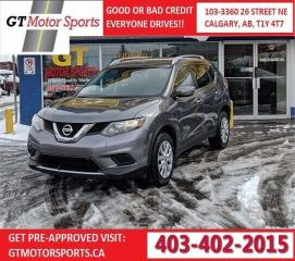 Used 2014 Nissan Rogue S for sale in Calgary, AB