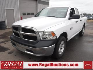 Used 2018 RAM 1500 SXT Quad CAB SWB 4WD 3.6L for sale in Calgary, AB