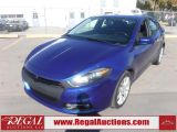 Photo of Blue 2013 Dodge Dart