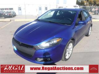 Used 2013 Dodge Dart SXT 4D Sedan 2.0L for sale in Calgary, AB