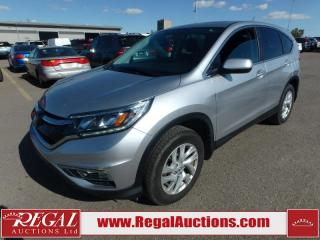 Used 2016 Honda CR-V EX 4D Utility AWD for sale in Calgary, AB
