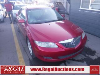 Used 2005 Mazda MAZDA6 4D Sedan for sale in Calgary, AB