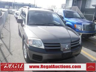 Used 2005 Mitsubishi ENDEAVOR  4D UTILITY 4WD for sale in Calgary, AB