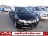 Photo of Black 2014 Honda Odyssey