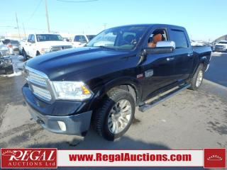 Used 2013 RAM 1500 Laramie Longhorn Crew CAB SWB 4WD 5.7L for sale in Calgary, AB