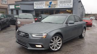 Used 2014 Audi A4 Komfort for sale in Etobicoke, ON