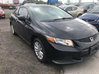 Used 2012 Honda Civic EX-L for sale in Gloucester, ON