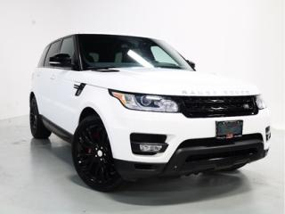 Used 2015 Land Rover Range Rover Sport V8   PANO   21 INCH WHEELS for sale in Vaughan, ON
