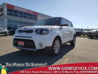 Used 2019 Kia Soul EX for sale in Grimsby, ON