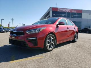 Used 2019 Kia Forte EX CVT for sale in Grimsby, ON