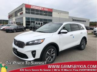 Used 2020 Kia Sorento EX+ V6 AWD for sale in Grimsby, ON