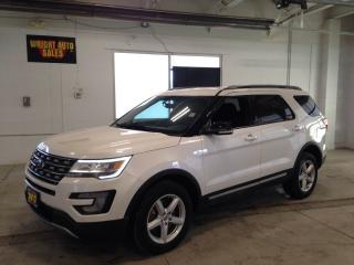Used 2017 Ford Explorer XLT|7 PASSENGER|NAVIGATION|4WD|96,545 KMS for sale in Cambridge, ON