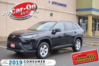 Used 2019 Toyota RAV4 AWD REAR CAM HTD SEATS ADAPTIVE CRUISE LOADED - for sale in Ottawa, ON