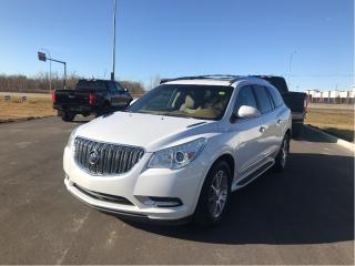 Used 2016 Buick Enclave LEATGR for sale in Fort Saskatchewan, AB