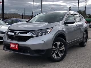 Used 2017 Honda CR-V LX AWD, only 34,000 km for sale in Toronto, ON