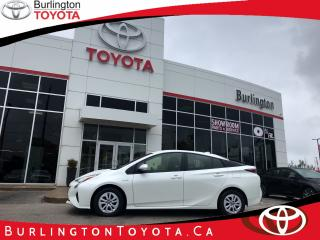Used 2016 Toyota Prius - for sale in Burlington, ON