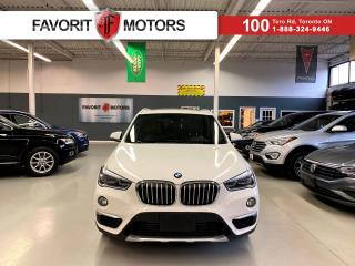 Used 2018 BMW X1 xDrive28i *CERTIFIED!* |NAV|PANO ROOF|HEADS-UP|+++ for sale in North York, ON