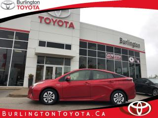 Used 2016 Toyota Prius TECHNOLOGY for sale in Burlington, ON