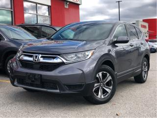 Used 2017 Honda CR-V LX, one owner, low mileage for sale in Toronto, ON