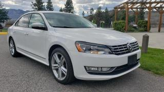 Used 2013 Volkswagen Passat 2.0L TDI SE MT for sale in West Kelowna, BC