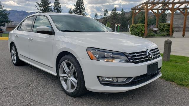 2013 Volkswagen Passat 2.0L TDI SE MT