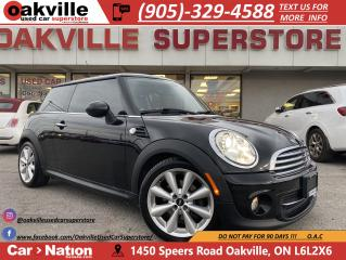 Used 2013 MINI Cooper COOPER | BLUETOOTH | NAVI | LEATHER | PANO for sale in Oakville, ON