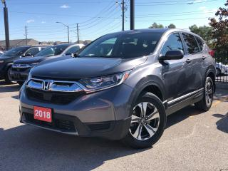 Used 2018 Honda CR-V LX, AWD, original roadsport vehicle for sale in Toronto, ON