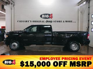New 2019 RAM 3500 New Big Horn for sale in Calgary, AB