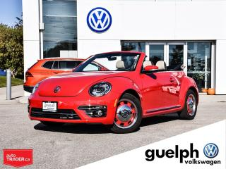 Used 2018 Volkswagen BEETLE CONV COAST for sale in Guelph, ON