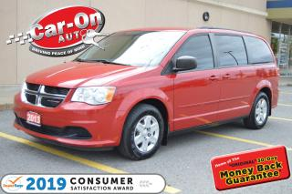 Used 2013 Dodge Grand Caravan SE STOW'N'GO ONLY 77, 000 KM A/C CRUISE LOADED for sale in Ottawa, ON