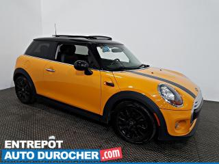 Used 2014 MINI Cooper Hardtop TOIT OUVRANT - AIR CLIMATISÉ  - Cuir for sale in Laval, QC