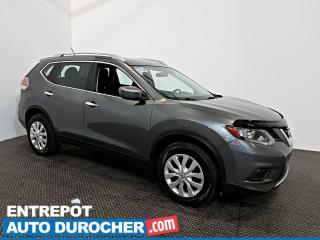 Used 2016 Nissan Rogue S AWD Automatique - A/C - Groupe Électrique for sale in Laval, QC
