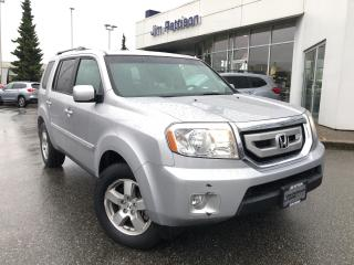 Used 2011 Honda Pilot EX-L Leather, Sunroof, Local for sale in North Vancouver, BC