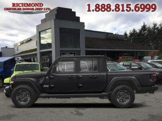 Used 2020 Jeep Gladiator Rubicon 4x4 for sale in Richmond, BC