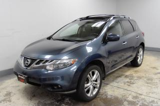 Used 2012 Nissan Murano LE for sale in Kitchener, ON