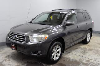 Used 2009 Toyota Highlander for sale in Kitchener, ON