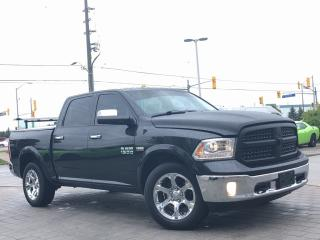 Used 2016 RAM 1500 Laramie**Leather**Sunroof**NAV** for sale in Mississauga, ON