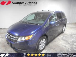 Used 2016 Honda Odyssey EX| Backup Cam| Bluetooth| for sale in Woodbridge, ON