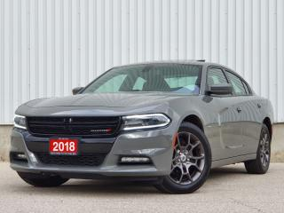 Used 2018 Dodge Charger GT AWD|Navi|Sunroof|Accident Free| WE FINANCE for sale in Mississauga, ON