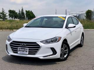 Used 2018 Hyundai Elantra GL Back Up Cam  ACCIDENT FREE FINANCING AVAILABLE for sale in Mississauga, ON