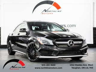 Used 2015 Mercedes-Benz CLA-Class CLA45 AMG 4MATIC|Navigation|Camera|Blindspot|Premium|Pano for sale in Vaughan, ON