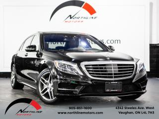 Used 2014 Mercedes-Benz S-Class S550 4MATIC|LWB|AMG Sport|Intelligent Drive|Massage|Premium for sale in Vaughan, ON