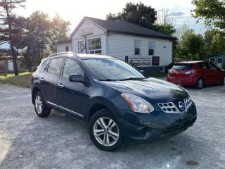 Used 2012 Nissan Rogue No-Accidents SV Backup Cam AWD Heated Seats for sale in Sutton, ON