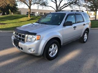 Used 2009 Ford Escape 4WD 4DR V6 AUTO XLT for sale in Vaughan, ON